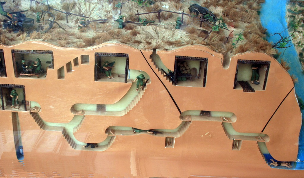 Cu Chi Tunnels In Ho Chi Minh City Guide Vietnam