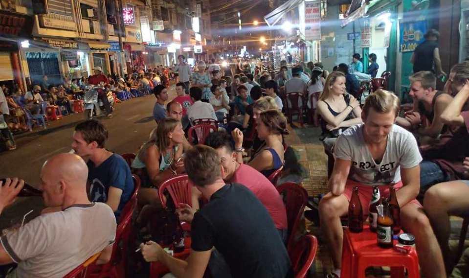 Rue Du Laos Restaurant