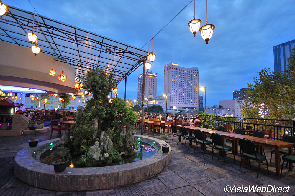 10 Best Rooftop Bars in Ho Chi Minh City - Guide Vietnam