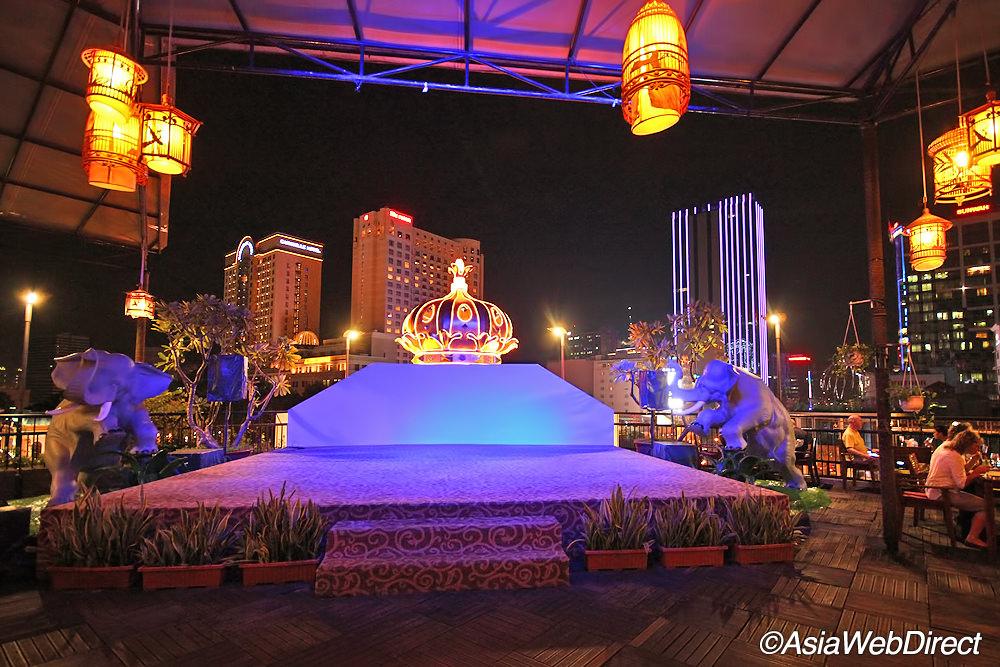 Rex Hotel Saigon Rooftop Bar