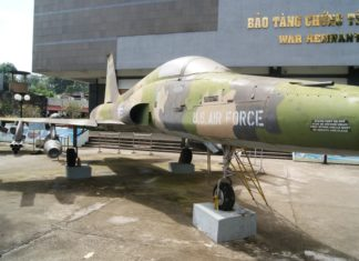 War Remnants Museum in Ho Chi Minh