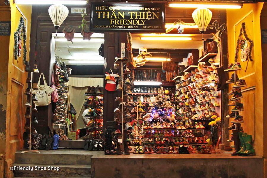 Best Shoe Shops Hoi An