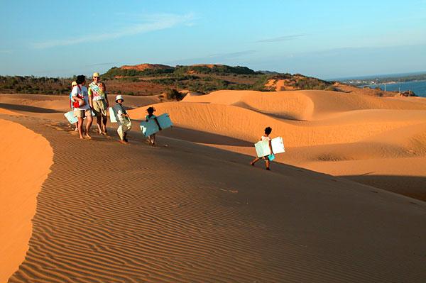 Mui Ne Sand Dune