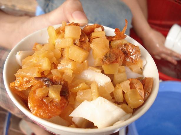 Banh duc tau - Hai Phong 's delicacy