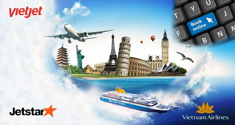 book vietnam airlines online