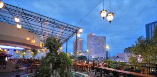Rex Hotel Rooftop Bar Saigon