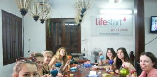 Lifestart Foundation Workshop