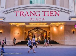 Trang Tien Plaza Shopping Center
