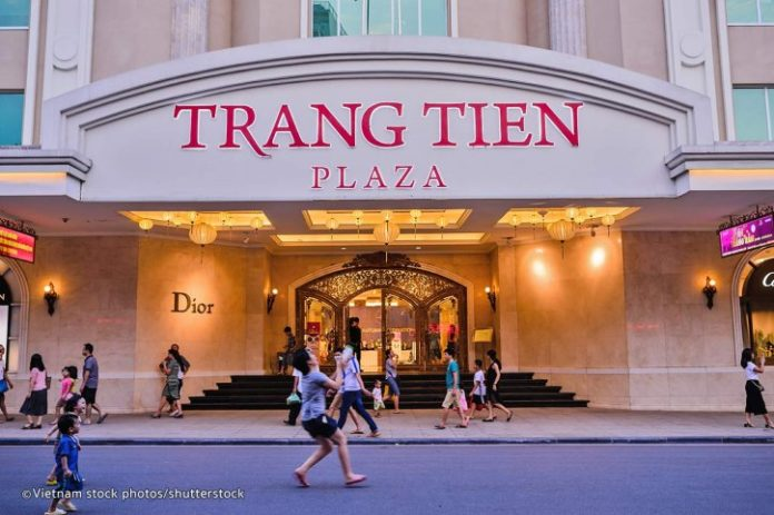 Trang Tien Plaza Shopping Center