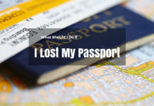Lost Passport in Vietnam