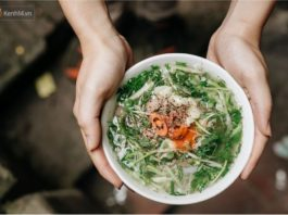 The story of Vietnamese Pho